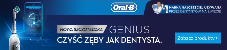 Genius | Czyści zęby jak dentysta