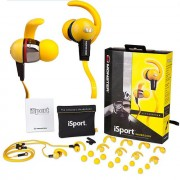 MONSTER iSport Livestrong zółty