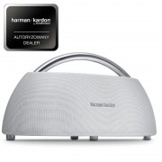 HARMAN KARDON GO + PLAY PORTABLE biały