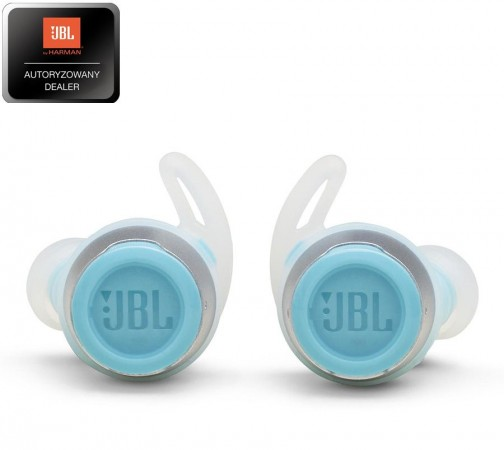 JBL REFLECT FLOW TURKUSOWY