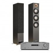 Cambridge Audio AXR100 + Jamo S809 czarne